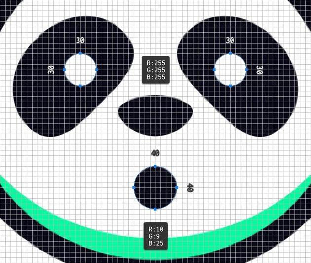 emblem design mascot mouth