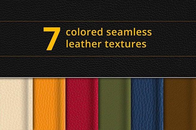 faux leather texture