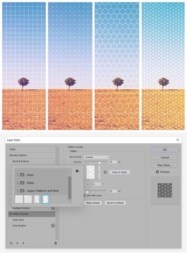 grid overlay photoshop