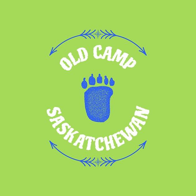 summer camp logo template