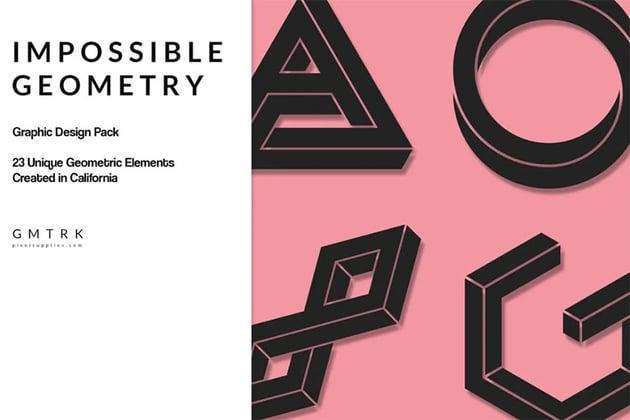Geometric Design Kit - Impossible Geometry