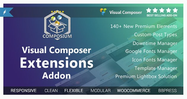 Visual Composer Extensions Addon