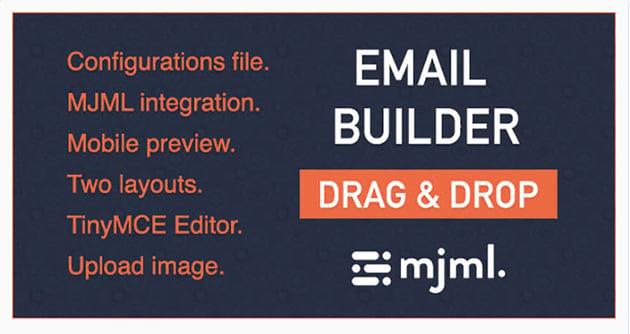 Angular Email Builder