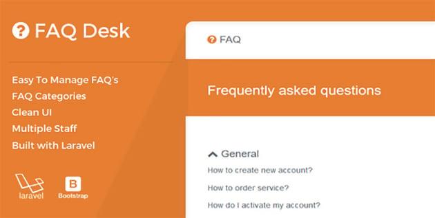 FAQDesk