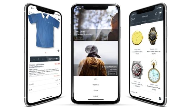 WooCommerce Ionic Mobile App