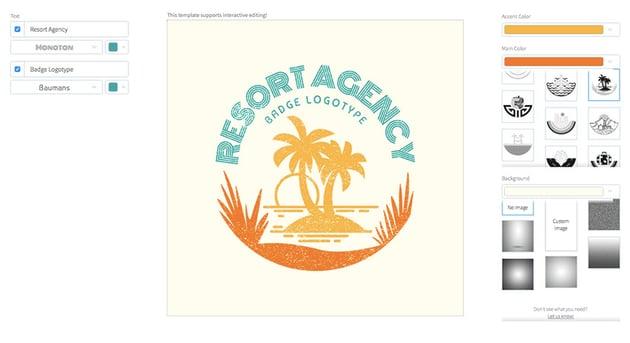 Vacation Resorts Logo