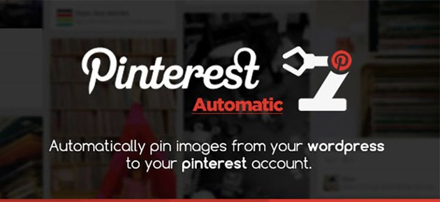 Pinterest Automatic Pin Wordpress Plugin