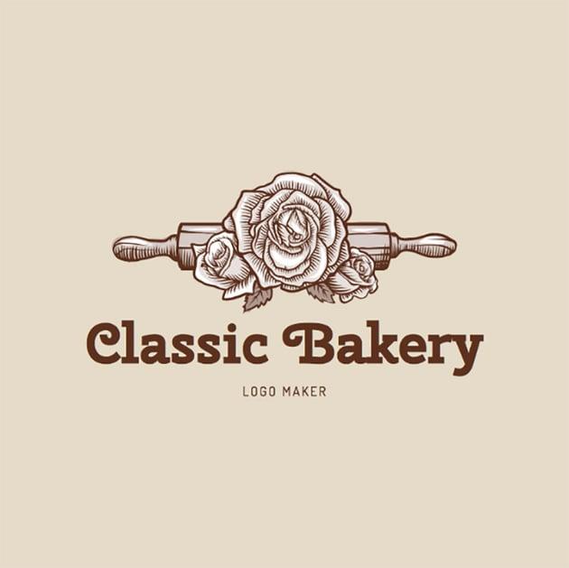 Vintage Bakery Logo Maker