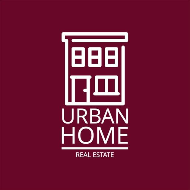 Logo Maker for Urban Real Estate Agency