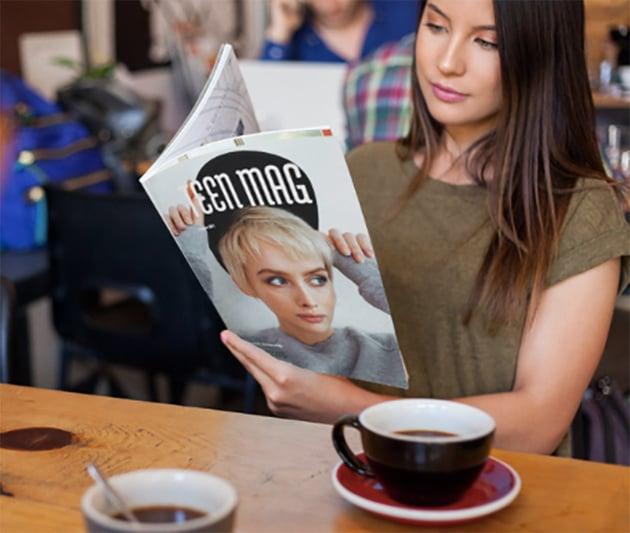 Teen Magazines Magazine Cover