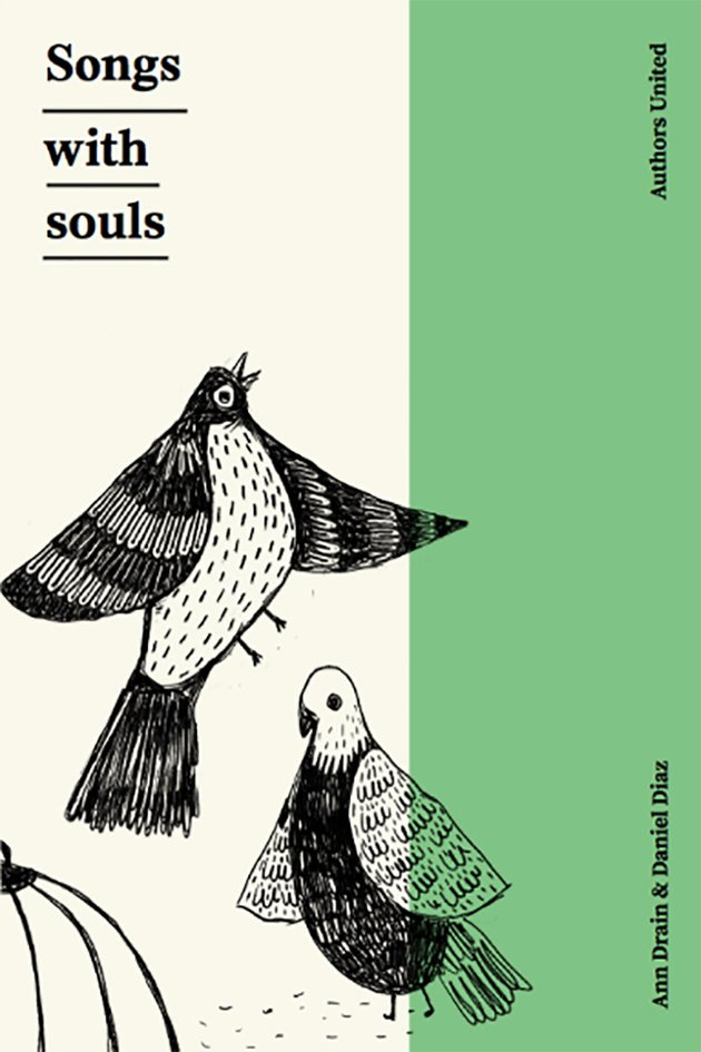 Soulful Poetry Book Cover Template