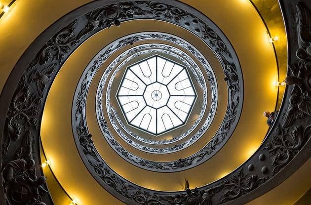 Bramante-Staircase
