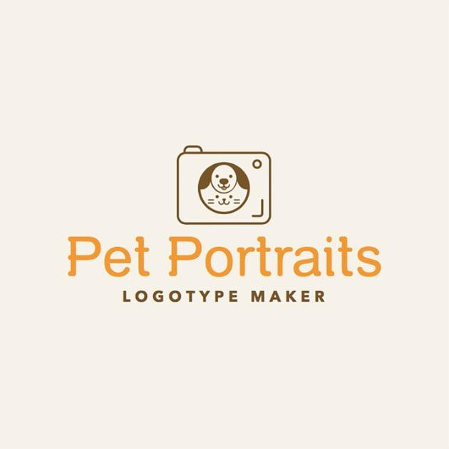 Photography Logo Maker for Pet Photographers