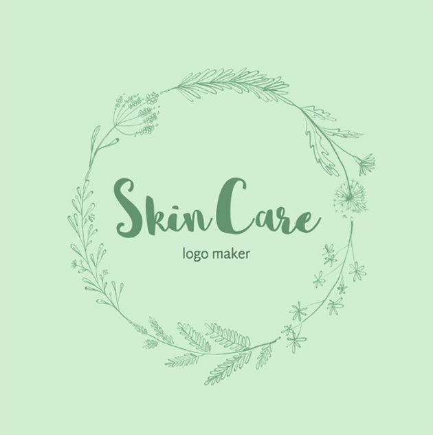 Beauty Logo Maker for Skin-Care Products