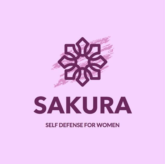 Logo Maker for Self Defense Classes