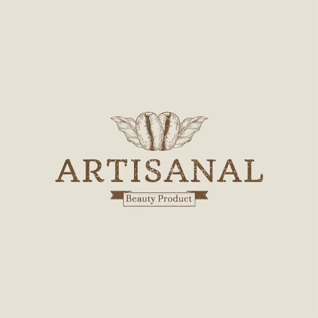 Simple Natural Beauty Brand Logo Maker