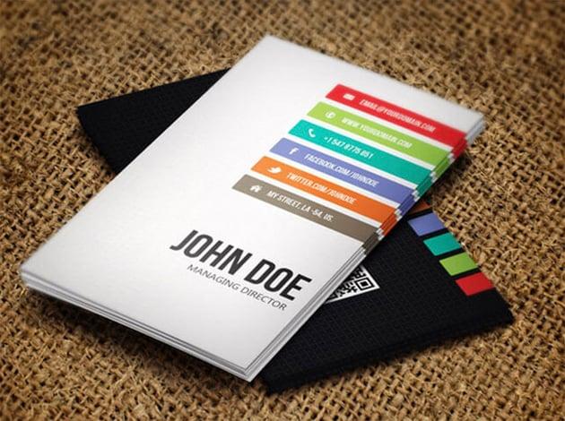Creative Business Card - 11