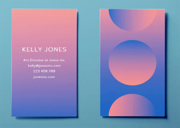 Graphic Designer Business Card Template