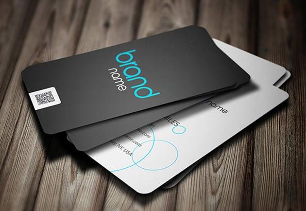 Sleek Business Card Bundle