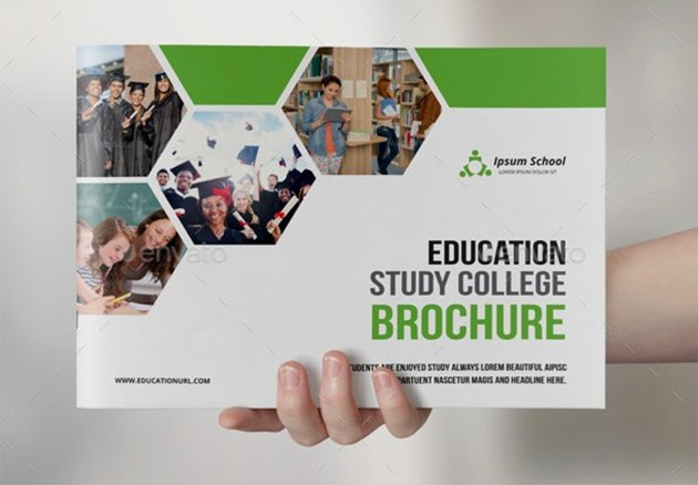 Education Brochure Design v2