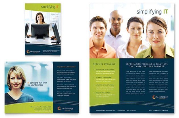 Free Flyer Template Examples