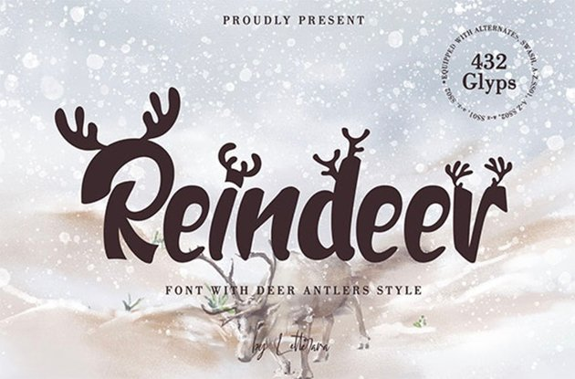 The best Christmas fonts