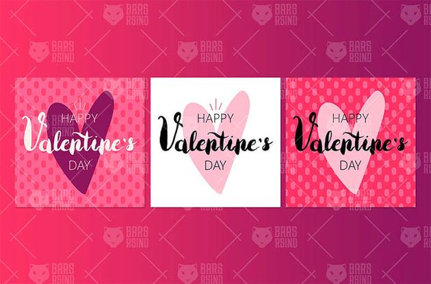 Vintage Valentine Heart Graphics