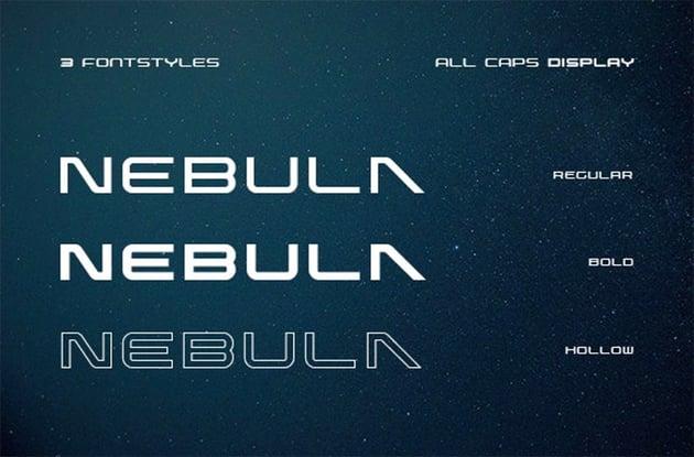 Sci Fi Fonts