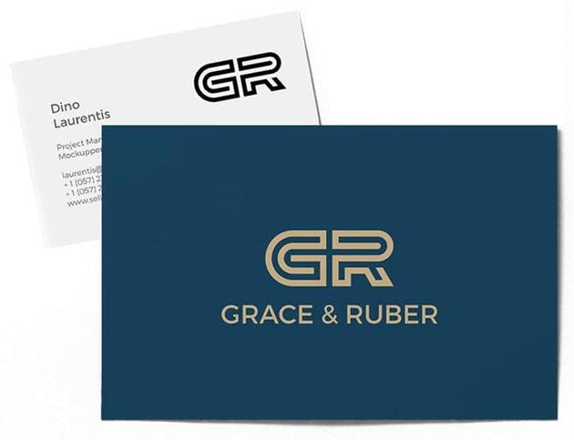 Garde - Monogram Letters Font
