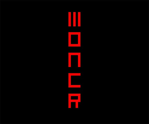 Moncr - Free Monogram Font
