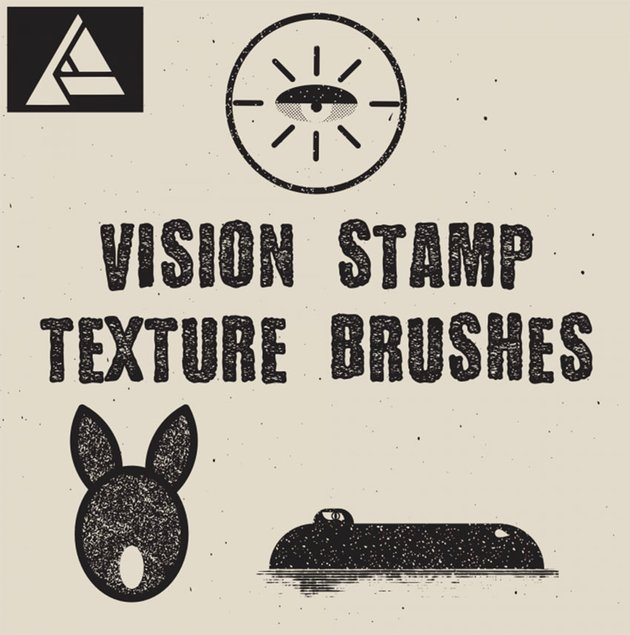 Affinity Designer Stamp Texture Brushes Free