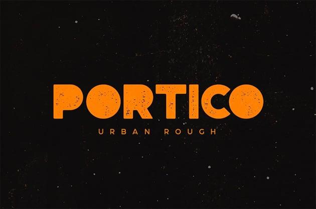 Portico Urban Rough