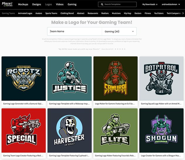 Premium Clan Logo Templates From Placeit