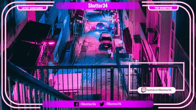 Twitch Overlay Generator for Streamers