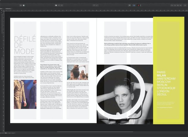 Improve your Page Layouts with Affinity Publishers Column Guides