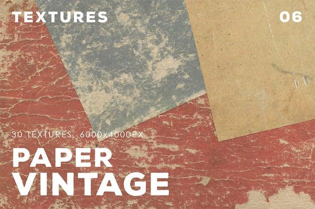 30 Vintage Texture Photoshop