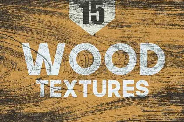 15 Wood Texture Photoshop