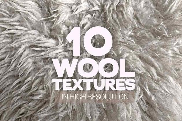 Wool Photoshop Background Textures