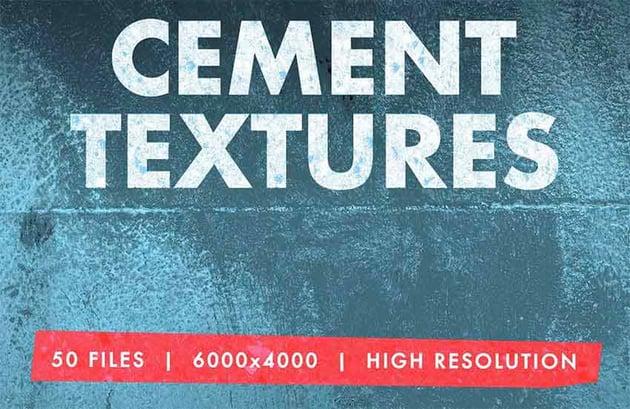 Concrete Texture Photoshop Mega 50 Pack