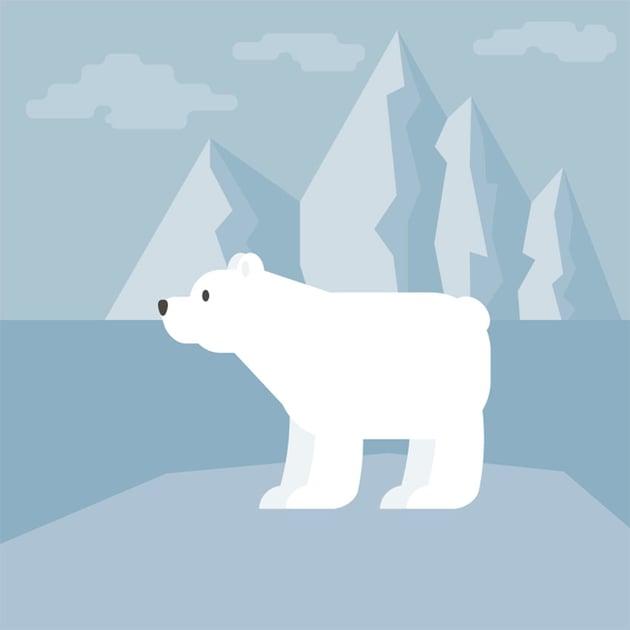 How to Create a Polar Bear Illustration in Adobe Illustrator