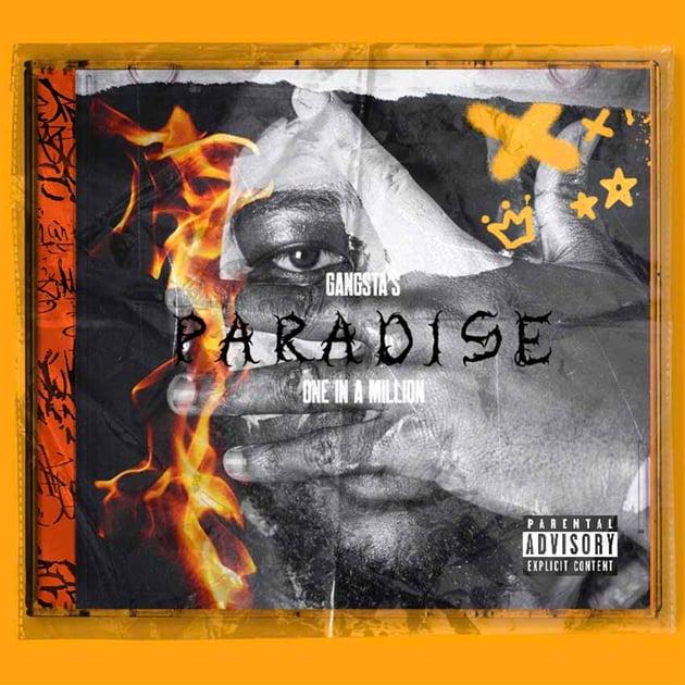 SoundCloud Album Cover for Hip Hop Artists