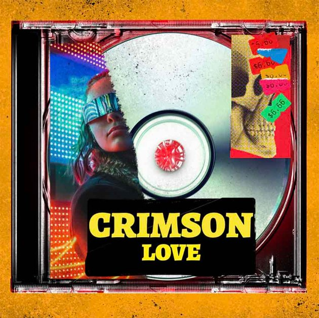 SoundCloud Album Cover Design Template