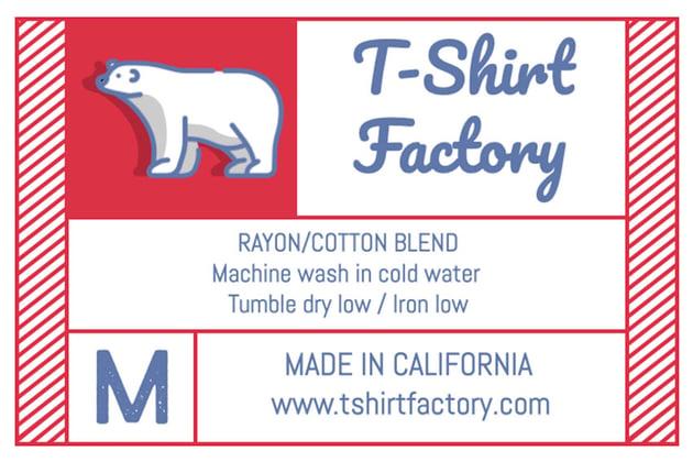 T-shirt Tag