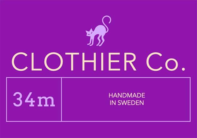 Garment Label Template