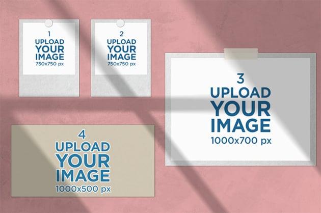 Photo Collage Generator