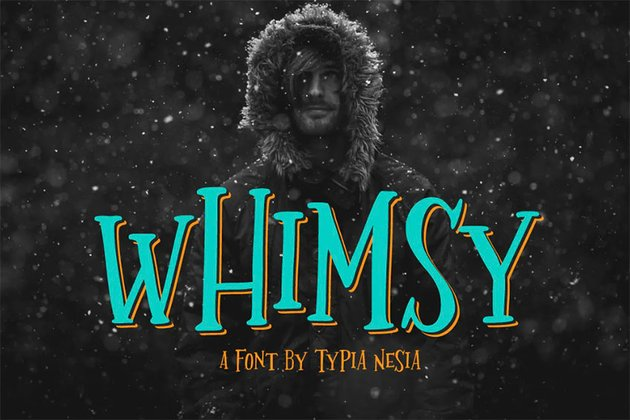 Whimsy Fantasy Book Fonts