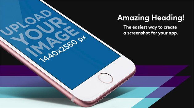 App Store Screenshot Mockup