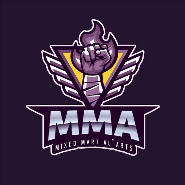 Mixed Martial Arts Template
