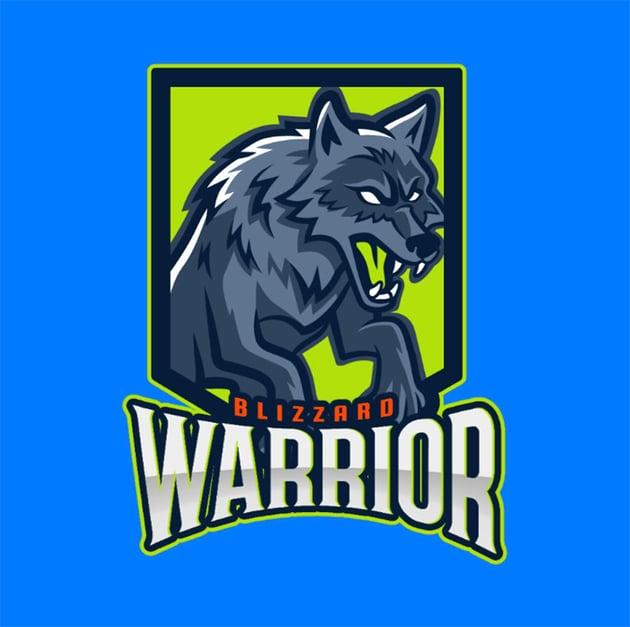 Gaming Wolf Logo Maker