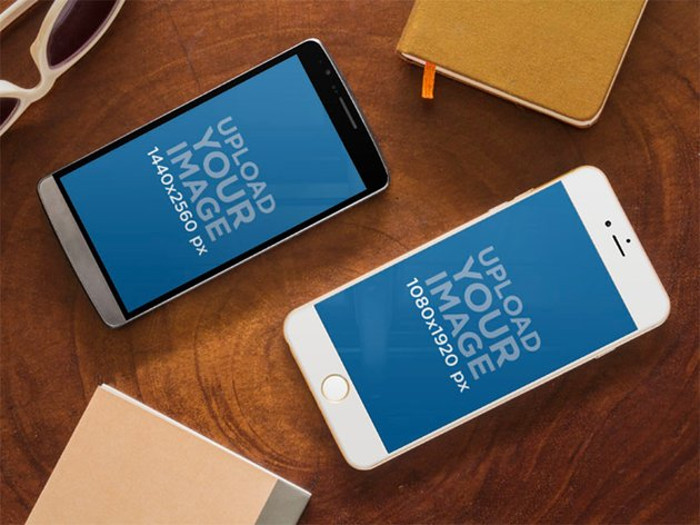 Android Mockups